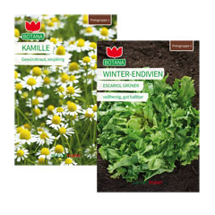 Produktbild Gemüse- und Blumensamen