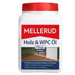 Mellerud Holz und WPC Pflege Öl