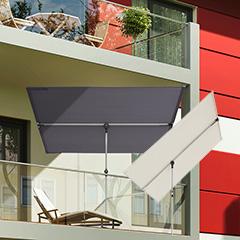 Produktbild Multifunktionaler Sonnenschirm freshgreen