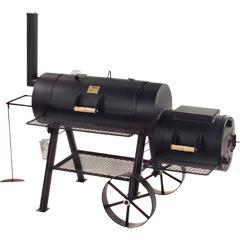 RUMO Joe´s Barbeque Smoker 16