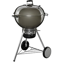 """Weber Kugelgrill """"Master-Touch GBS Smoke Grey"""""""