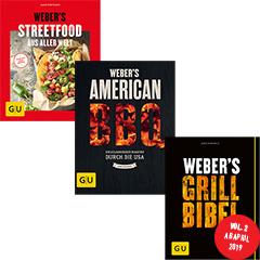Weber`s Grillbücher