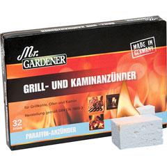 Mr. Gardener Grill- und Kaminanzünder
