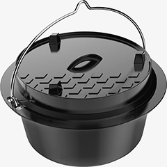 Produktbild Mr.GARDENER Dutch-Oven-Einleger
