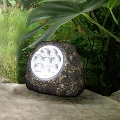Produktbild Solarleuchte Stein 16 LED