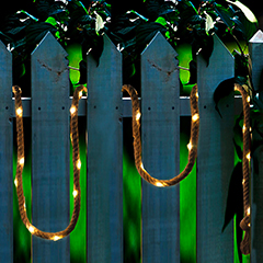 Globo LED-Solar Seil