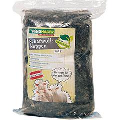 Schafwoll-Noppen 200 g