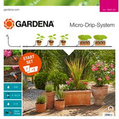 Gardena Start Set Pflanztöpfe M