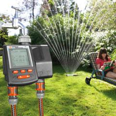 Produktbild Bewässerungscomputer MultiControl duo