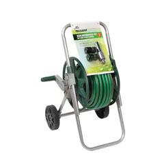 Mr. Gardener Kunststoff-Schlauchwagen-Set
