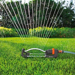 Produktbild Gardena Viereckregner Aqua S