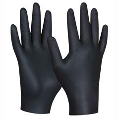 Gebol Einweghandschuh Black Nitril Ultra Strong