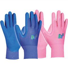 Gebol Kinderhandschuh Kids blue und pink