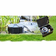 Heissner Garden-Power-Box