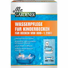 Mr. Gardener Wasserpflege für Kinderbecken