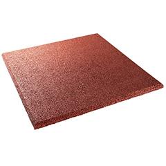 Produktbild Fallschutzmatte500x500x25 mm grün
