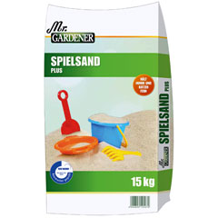 Mr. Gardener Spielsand Plus