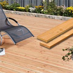 Produktbild Terrassendiele Douglasie, 300 cm