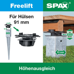 SPAX Freelift