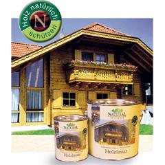 Produktbild Holzlasur 750 ml, rüster