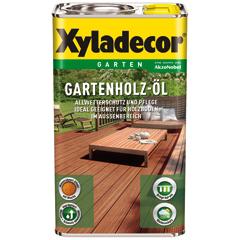 Produktbild Gartenholzöl 2,5l, natur rötlich