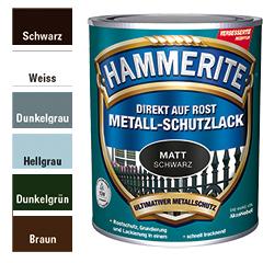 Produktbild Metallschutzlack matt 750ml anthrazitgrau