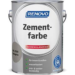 Renovo Zementfarbe