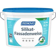 Produktbild Silikat-Fassadenweiss