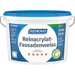 Produktbild Reinacrylat-Fassadenweiss
