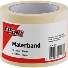 GO/ON! Malerband 3er Pack