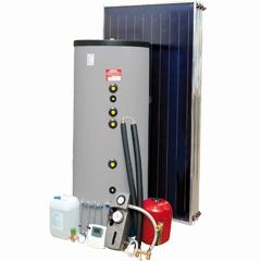 Produktbild Heizplus Solarset 8 m² für Brauchwasser