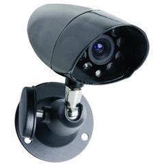Produktbild Farbkamera für den Außenbereich mit Mikrofon
