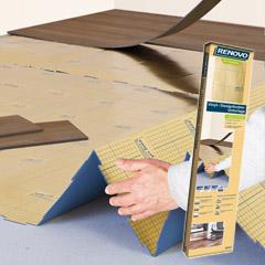 Produktbild Vinylunterlage 10 m²/Paket