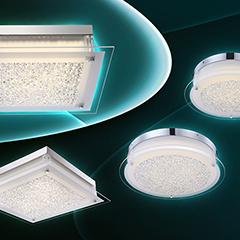 Produktbild LED-Deckenleuchte Quadratisch 20,5 W