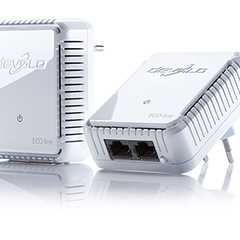 Produktbild dLAN 500 Mini WiFi Einzeladapter