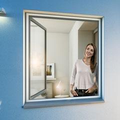 Produktbild IS Plus Fenster Flat 100x120cm anthrazit