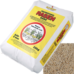 Produktbild Rasensand (Quarzsand), Rundkorn