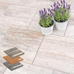 Produktbild Terrassenplatte