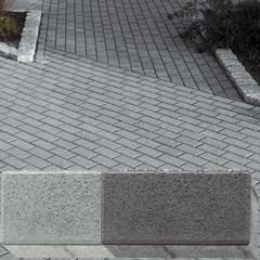 Produktbild Rechteck-Pflaster grau