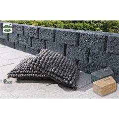 Produktbild Arezzo Maxi Trapezmauer 40x33x20x15 cm terracotta