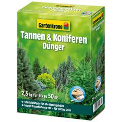 Gartenkrone Tannen- und Koniferendünger