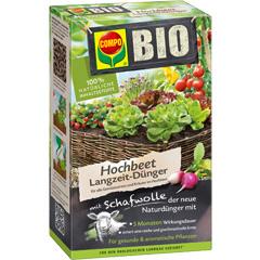 Produktbild Bio Hochbeetdünger mit Schafwolle