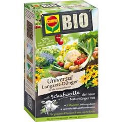 Compo Bio Universal Langzeitdünger mit Schafwolle