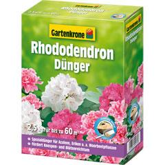 Gartenkrone Rhododendrondünger