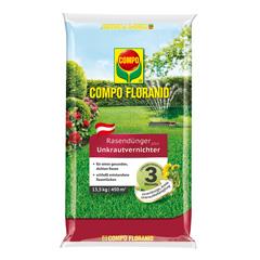 Compo Floranid Rasendünger plus Unkrautvernichter