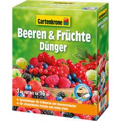 Gartenkrone Beeren- & Früchtedünger