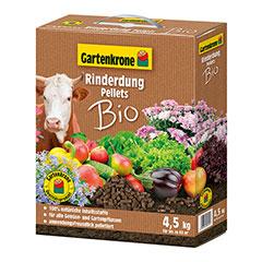 Gartenkrone Bio Rinderdung