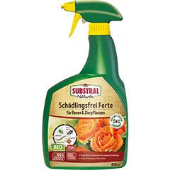 Substral Bio Schädlingsfrei Forte Rosenund Zierpflanzenspray
