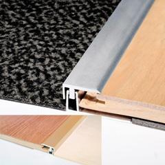 Produktbild TF 520 Abschlussprofil 2-teilig 13-19 mm 1 m sand
