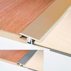 Produktbild TF 530 Übergangsprofil 2-teilig 7-13 mm 1 m sand